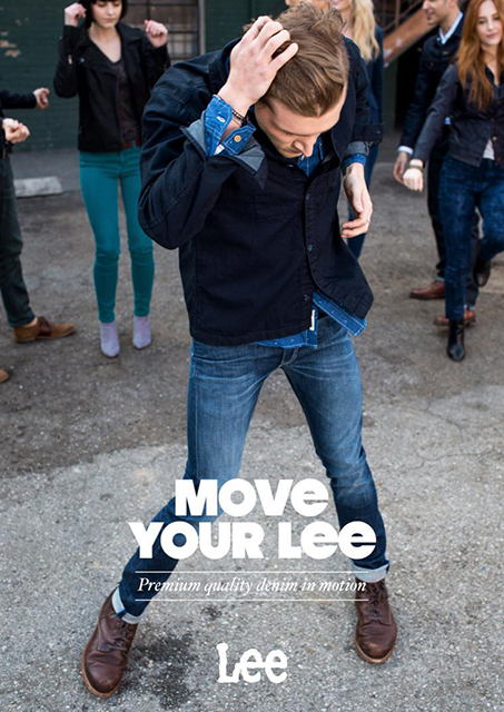 Move your Lee man