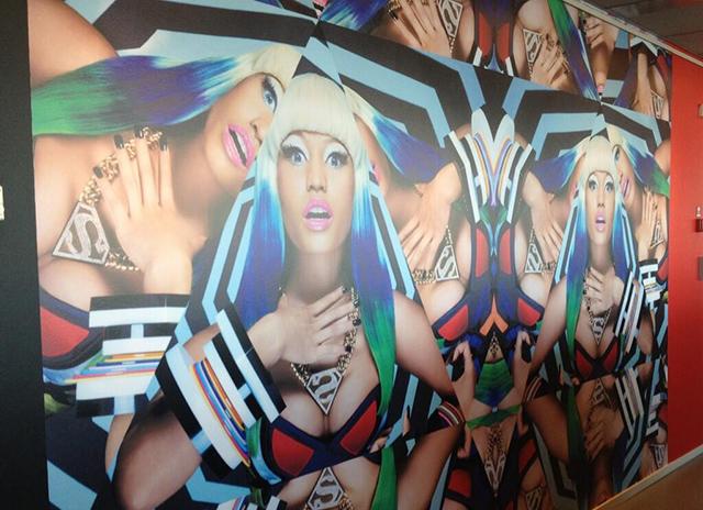Nicki Minaj TT
