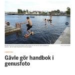 Landets Fria 2014-12-08 Gävle gör handbok i genusfoto