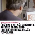 2015-03-04 Ödmjukt & kul när Schyffert & Rheborg brottas med genusblicken i nya Alla är fotografer