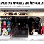 Aftonbladet 2014-06-19 American Apparels VD får sparken