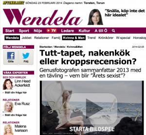 Aftonbladet Wendel Sexist 13