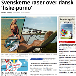 BT 2013-01-24 Svenskerne raser over dansk fiske-porno