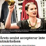 ETC 20140211 Årets sexist accepterar inte utmärkelsen