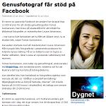 GP 20120713 Genusfotograf får stöd på Facebook
