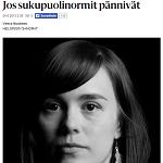 Helsingin Sanomat 20130624 Jos sukupuolinormit pännivät