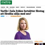Metro Nina Akestam