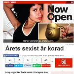 Nyheter24 20140207 Årets sexist är korad