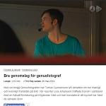 TV4 2014-03-25 Bra genomslag för genusfotograf