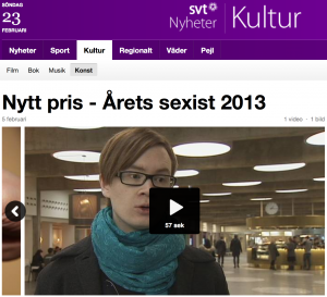 Tomas Gunnarsson Genusfotografen SVT Kultur