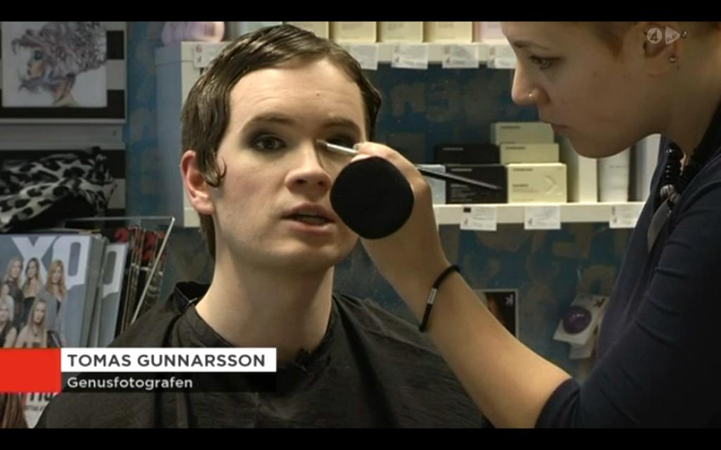 Tomas Gunnarsson Genusfotografen TV4
