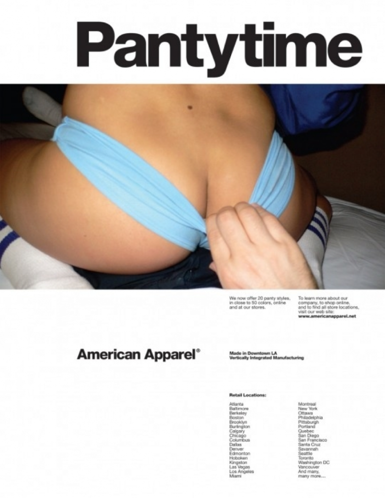 Pantytime
